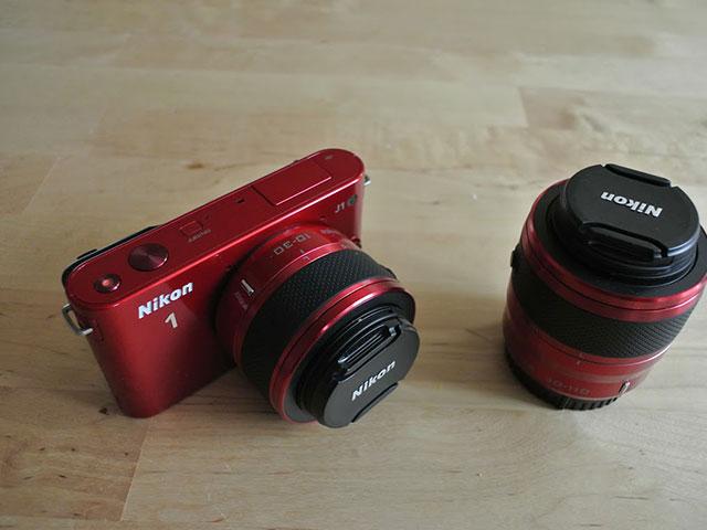 Nouveau Nikon 1