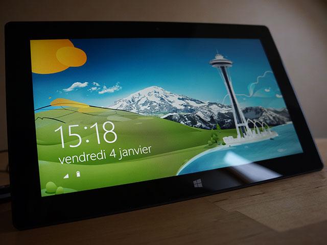 Nouvelles Surface Microsoft