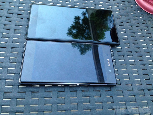Photo Nokia Lumia 1520 Sept 2013 : image 1