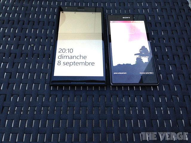 Photo Nokia Lumia 1520 Sept 2013 : image 4