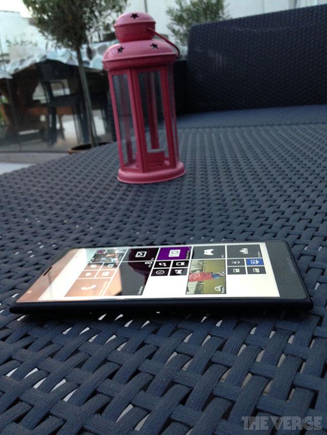 Photo Nokia Lumia 1520 Sept 2013 : image 7
