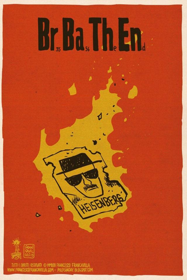 Poster Breaking Bad : image 2