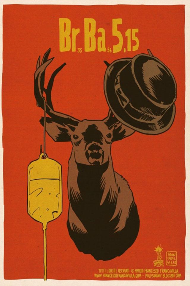 Poster Breaking Bad : image 3