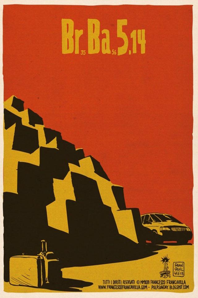 Poster Breaking Bad : image 4