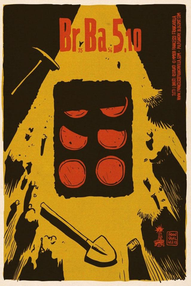 Poster Breaking Bad : image 6