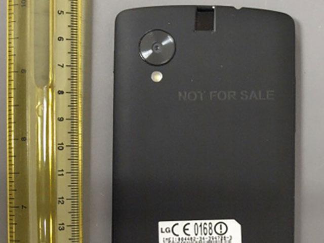 Prototype Nexus 5
