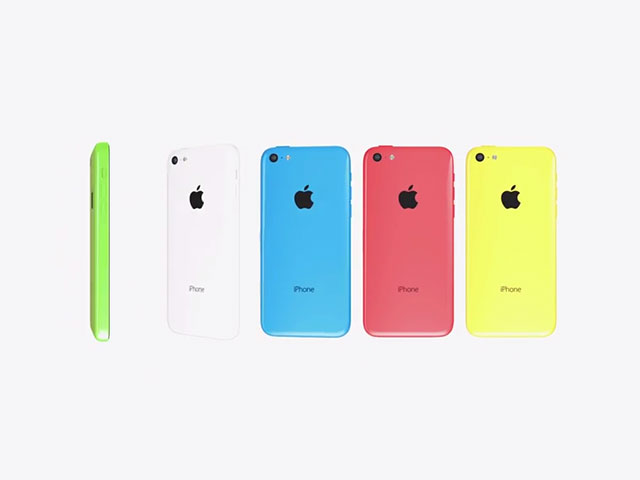 Pub iPhone 5C