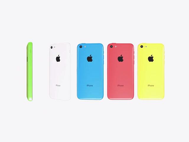 Pub iPhone 5C