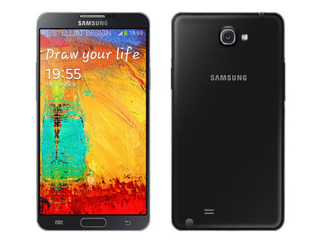 Rendu Samsung Galaxy Note 3 : une première image
