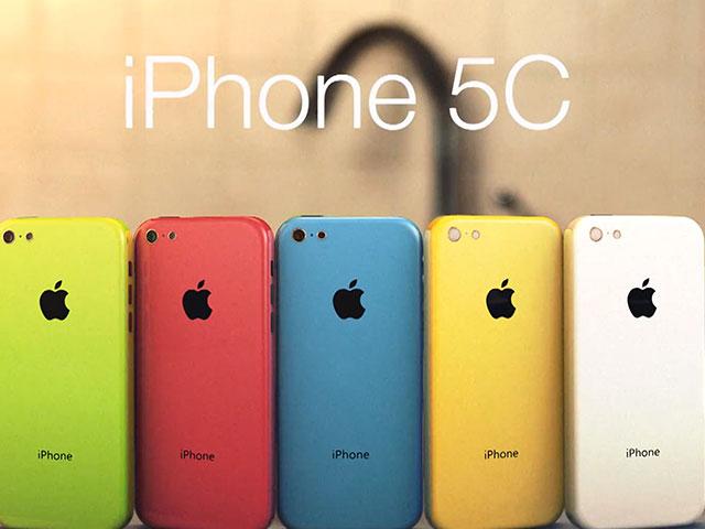 Rendu vidéo iPhone 5C