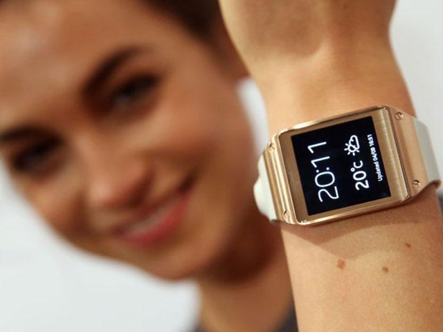 Rumeurs Samsung Galaxy Gear 2 sept 2013