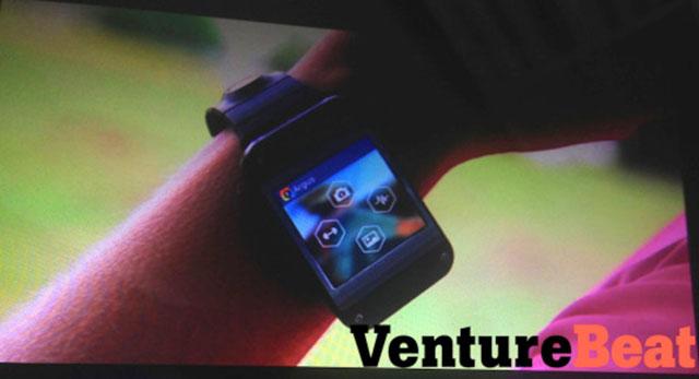 Samsung Galaxy Gear : une troisième image
