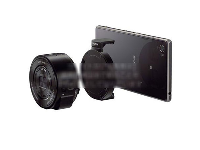 Sony DSC-QX10 : une première image
