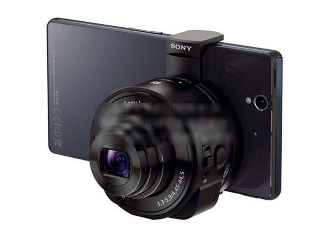 Sony DSC-QX10 : une seconde image