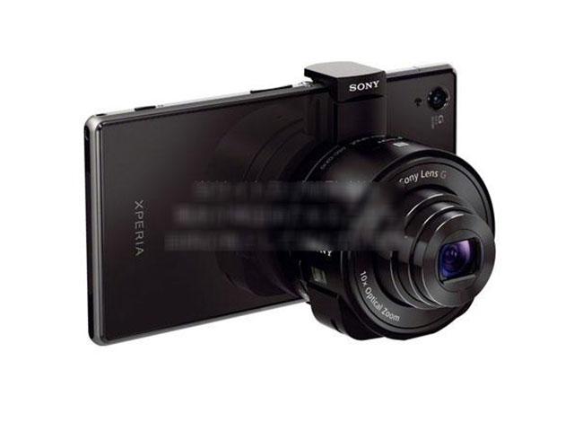 Sony DSC-QX10 : une quatrième image