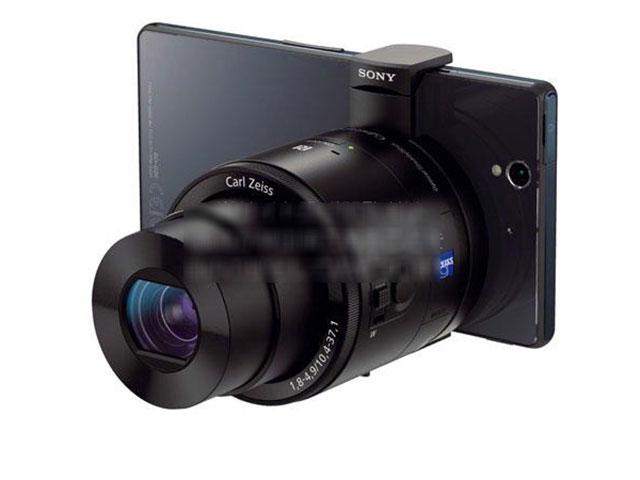 Sony DSC-QX100 : une quatrième image