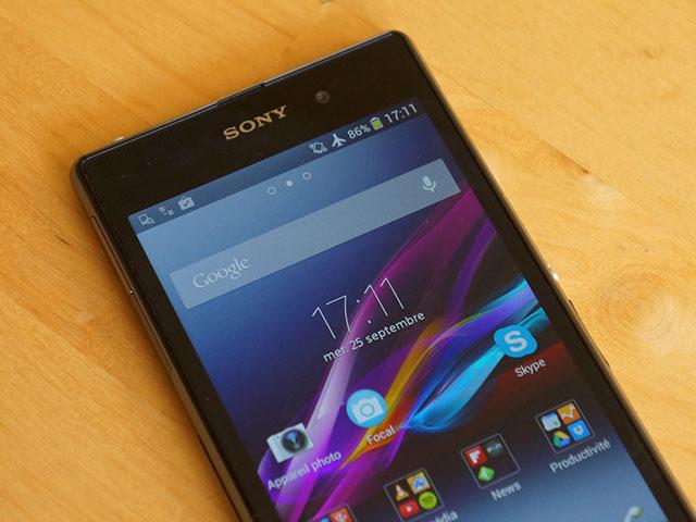 Sony Xperia Z1 : image 13