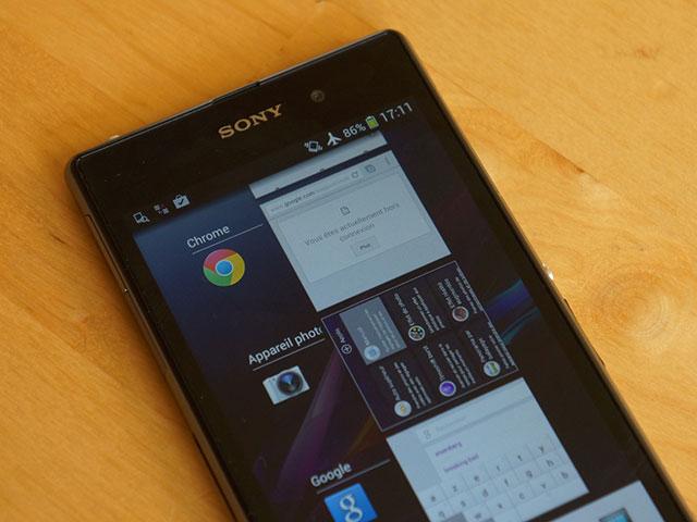 Sony Xperia Z1 : image 14
