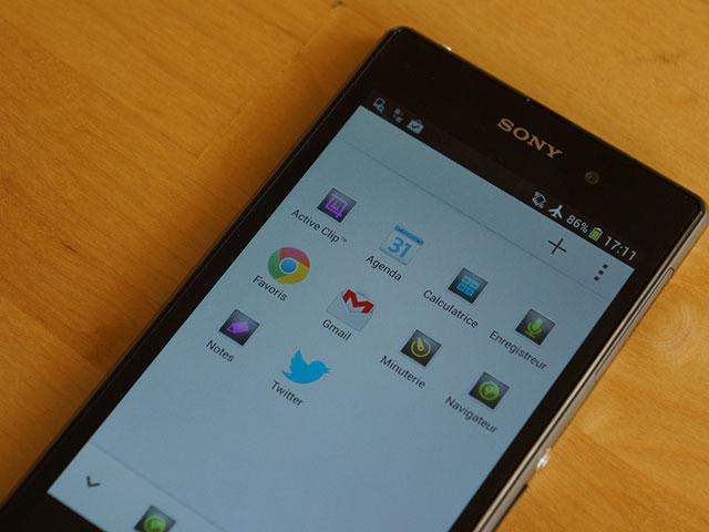 Sony Xperia Z1 : image 16