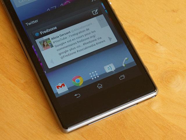 Sony Xperia Z1 : image 17