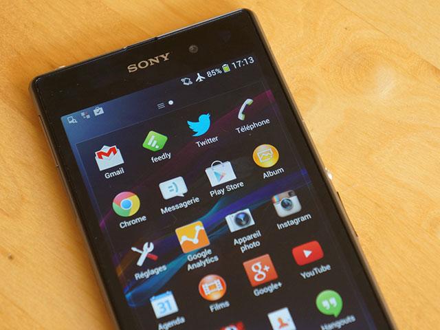 Sony Xperia Z1 : image 22