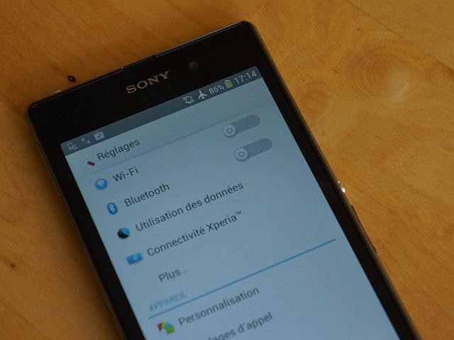 Sony Xperia Z1 : image 23