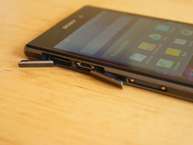 Sony Xperia Z1 : image 4