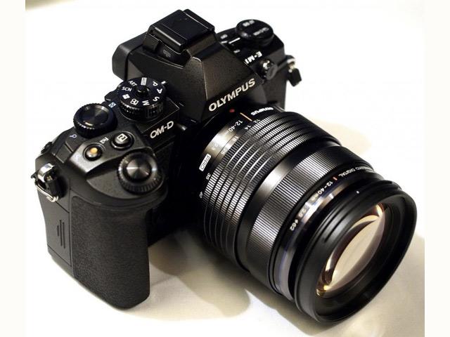 Specs vidéo Olympus OM-D E-M1