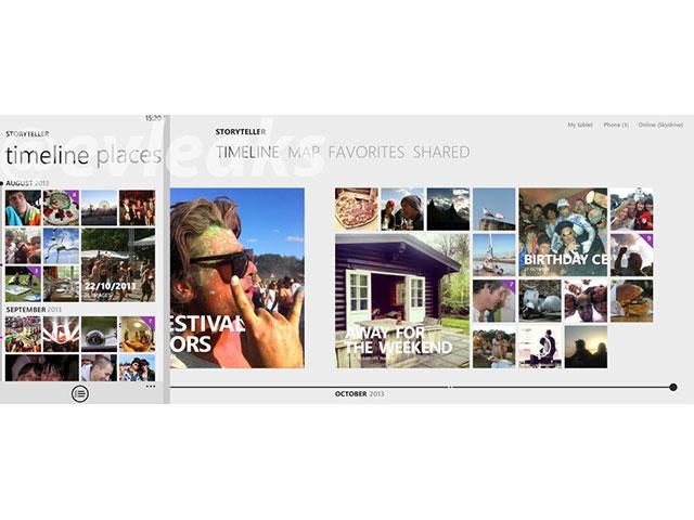 StoryTeller Nokia