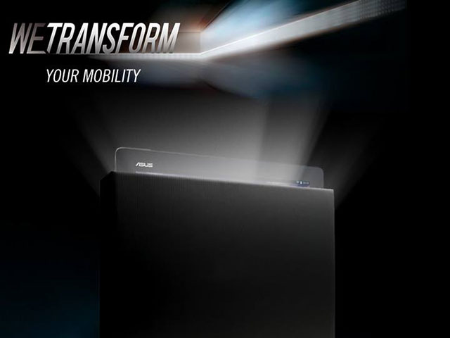 Teaser Asus Transformer Pad Infinity