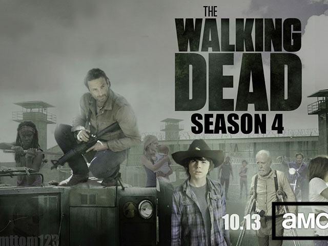 Teaser The Walking Dead saison 4