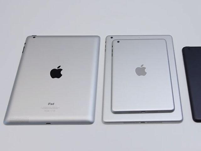 Vidéo coque iPad Mini 2