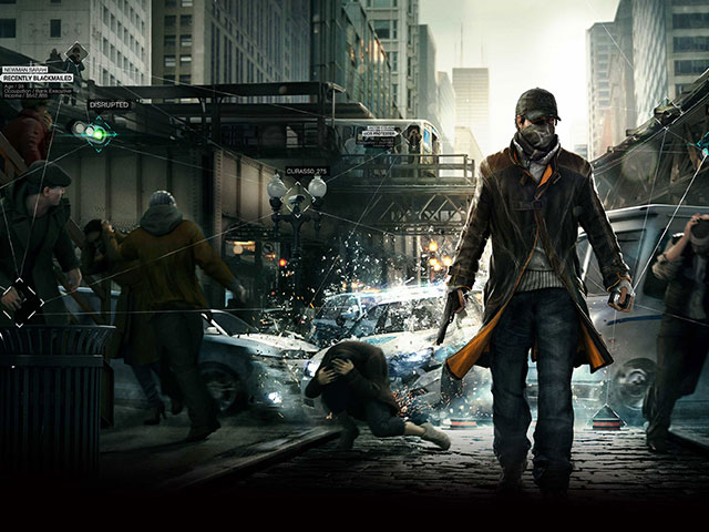 Vidéo gameplay Watch Dogs