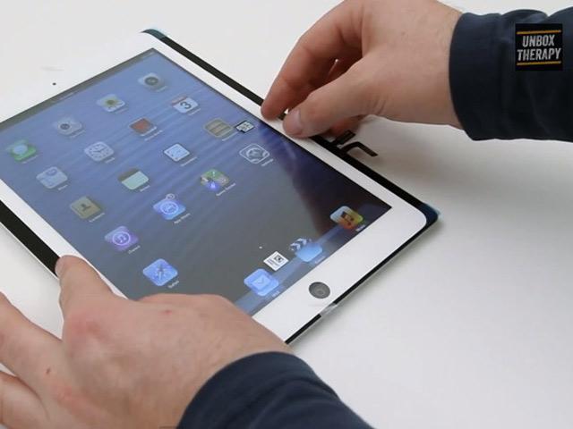 Vidéo iPad 5