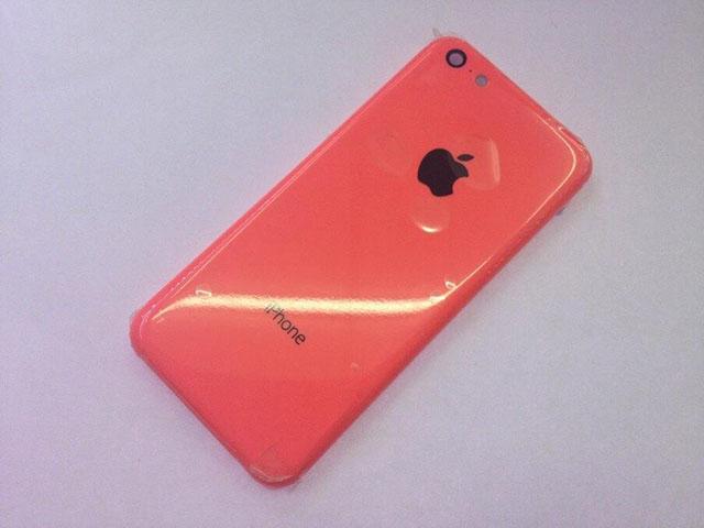 Vidéo iPhone 5C