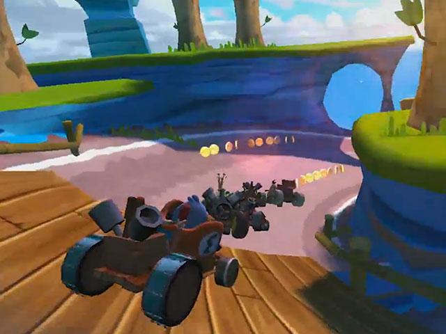 Vidéo Angry Birds GO