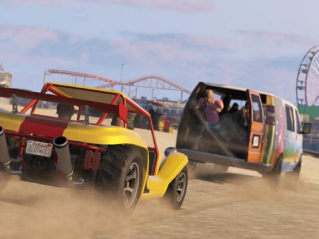 Beach Bum Pack GTA 5