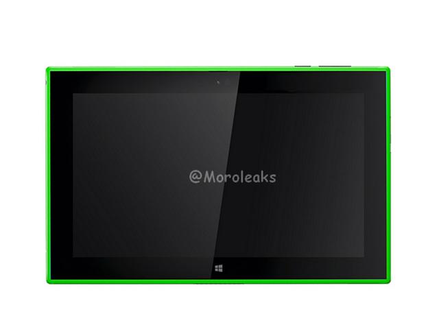 Nokia Lumia 2520 : rendu 4