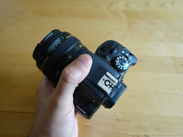 Canon EOS 100D : photo 10