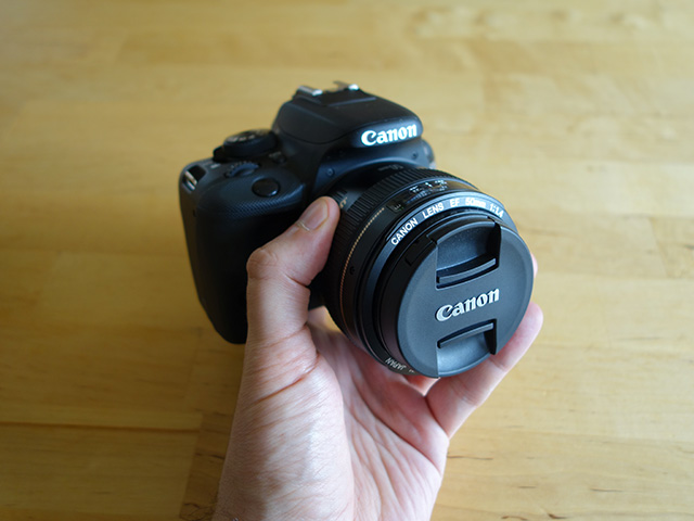 Canon EOS 100D : photo 11