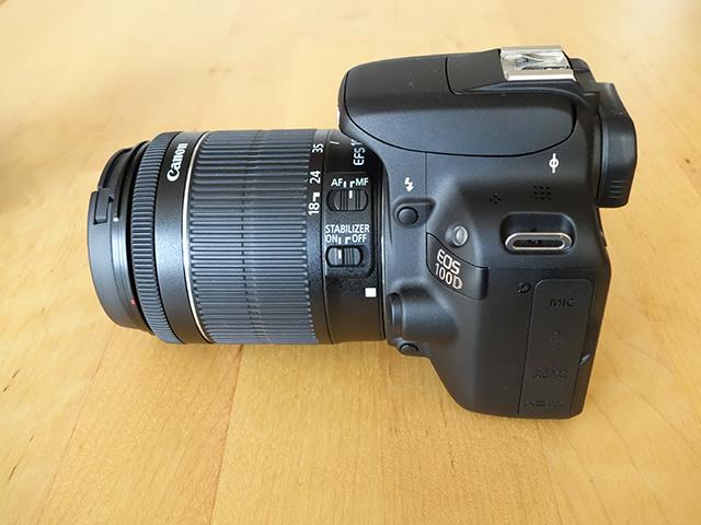 Canon EOS 100D : photo 2