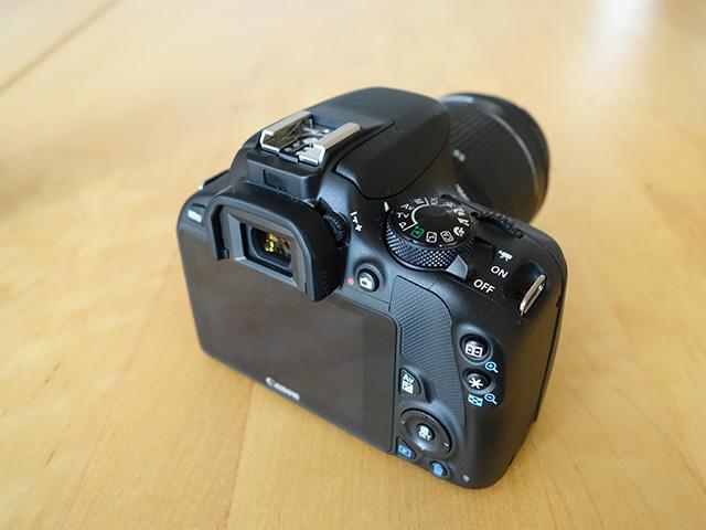 Canon EOS 100D : photo 3
