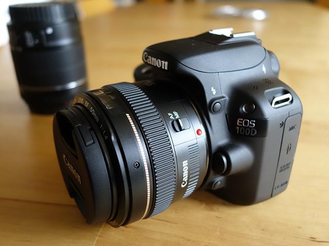 Canon EOS 100D : photo 5