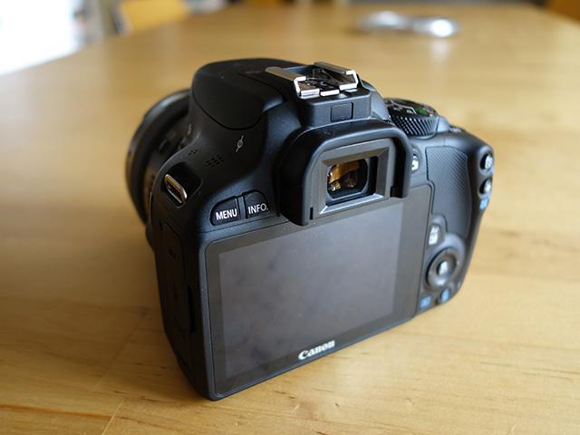 Canon EOS 100D : photo 6