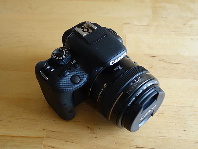 Canon EOS 100D : photo 7