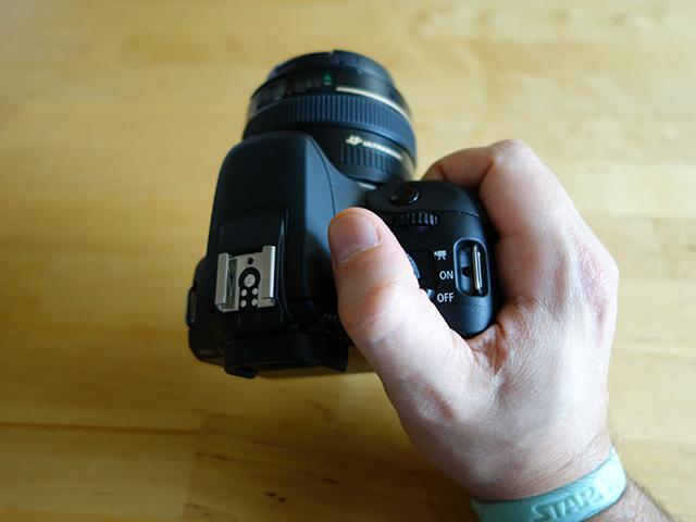 Canon EOS 100D : photo 8