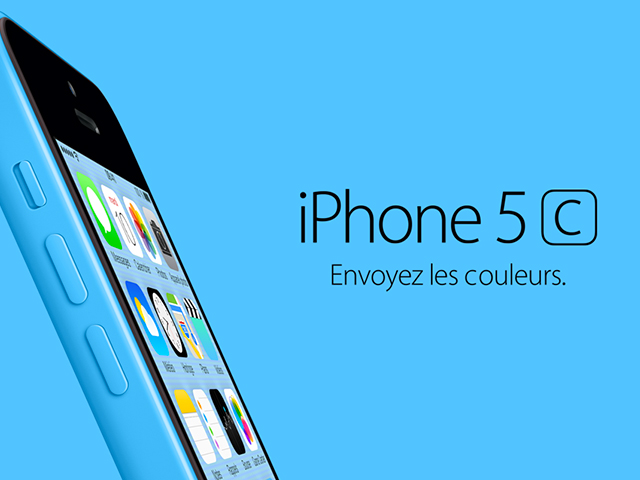Diminution production iPhone 5c