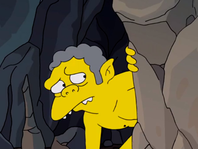 Générique Simpson The Hobbit