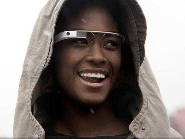 Gestes Google Glass