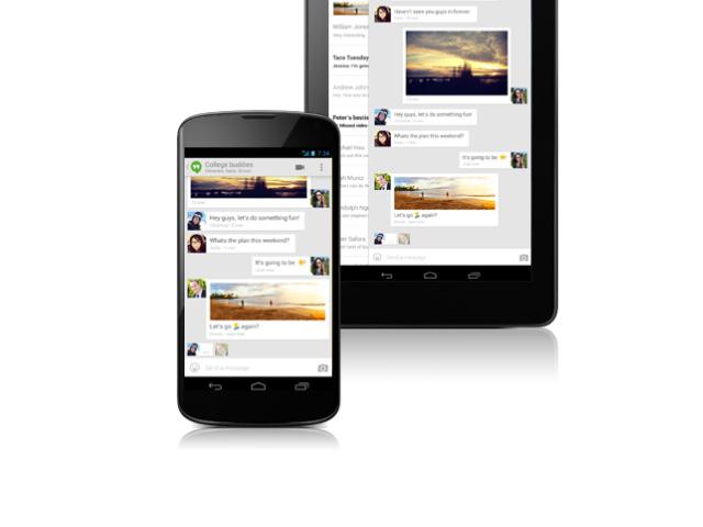 SMS Hangouts